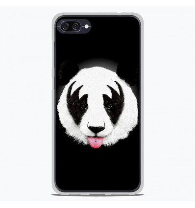 Coque en silicone Asus Zenfone 4 Max ZC554KL - RF Kiss Of Panda
