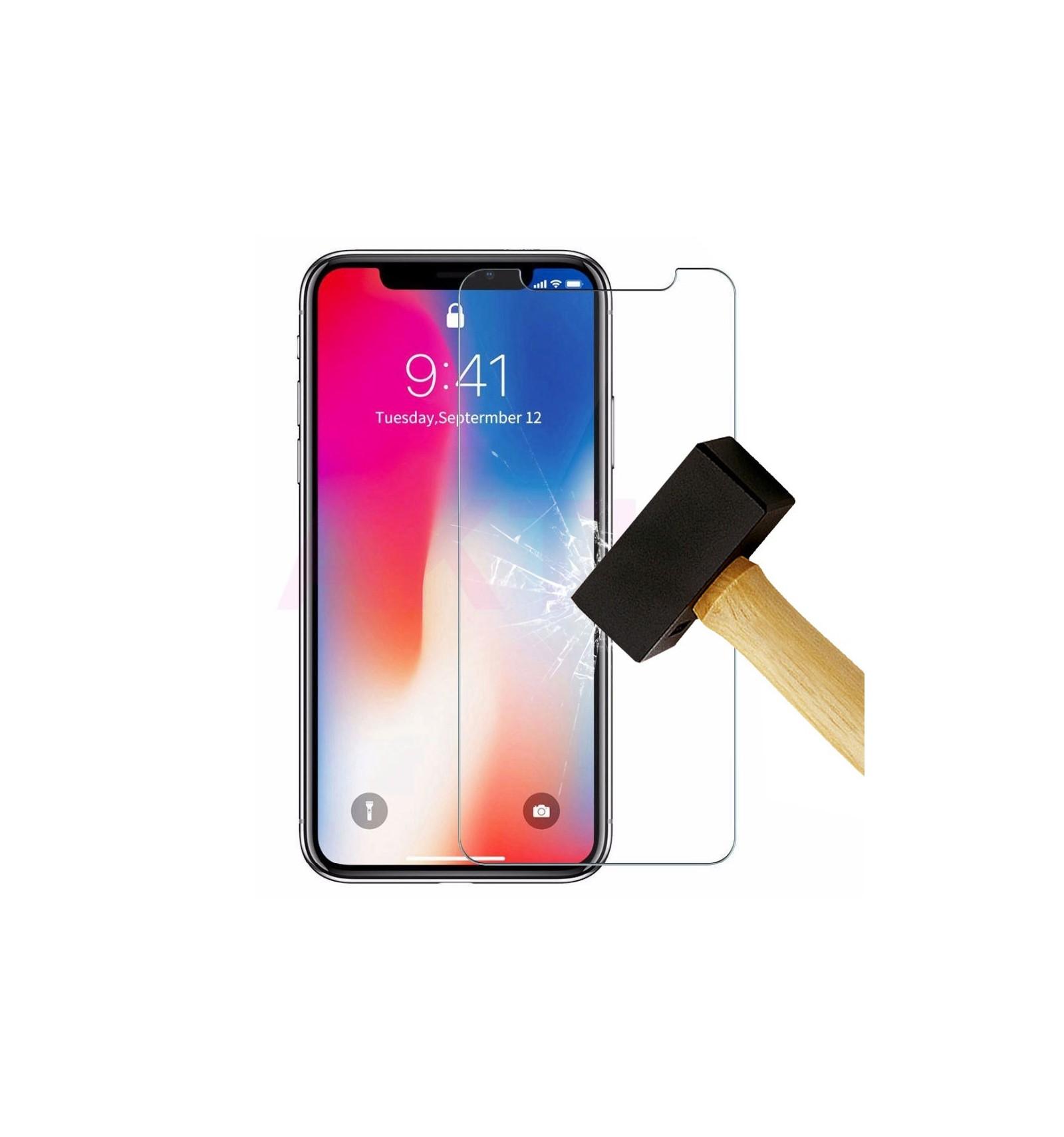 coque iphone xr et film de protection