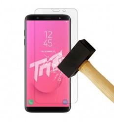 Film verre trempé - Samsung Galaxy J8 2018 protection écran
