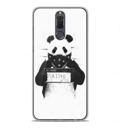 Coque en silicone Huawei Mate 10 Lite - BS Bad Panda