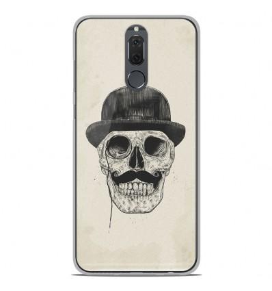 Coque en silicone Huawei Mate 10 Lite - BS Class skull