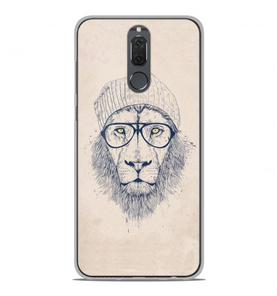 Coque en silicone Huawei Mate 10 Lite - BS Cool Lion