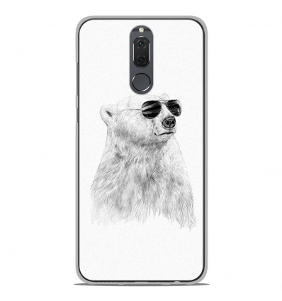 Coque en silicone Huawei Mate 10 Lite - BS Sunny bear