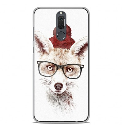Coque en silicone Huawei Mate 10 Lite - RF Pretty cold