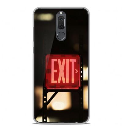 Coque en silicone Huawei Mate 10 Lite - Exit