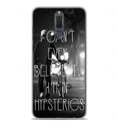 Coque en silicone Huawei Mate 10 Lite - Hipsterics