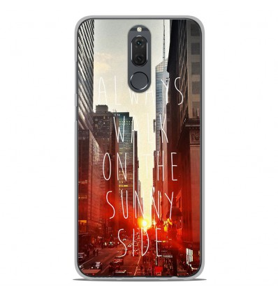 Coque en silicone Huawei Mate 10 Lite - Sunny side