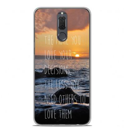 Coque en silicone pour Huawei Mate 10 Lite - Sunshine