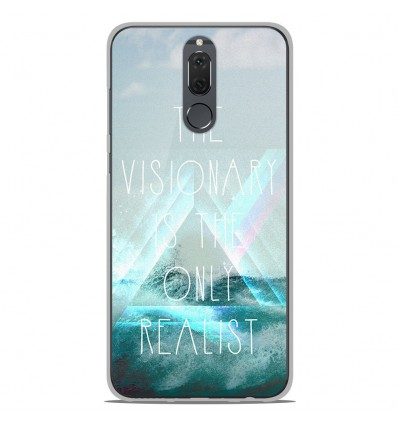 Coque en silicone Huawei Mate 10 Lite - Visionary