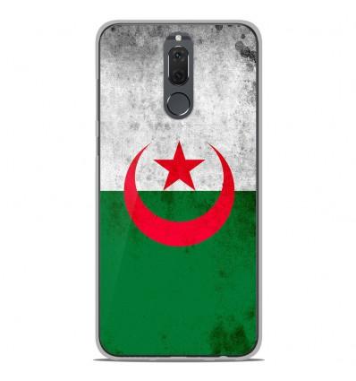 Coque en silicone Huawei Mate 10 Lite - Drapeau Algérie