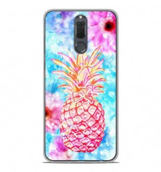 Coque en silicone Huawei Mate 10 Lite - Ananas