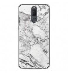 Coque en silicone Huawei Mate 10 Lite - Marbre Blanc
