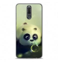 Coque en silicone Huawei Mate 10 Lite - Panda Bubble