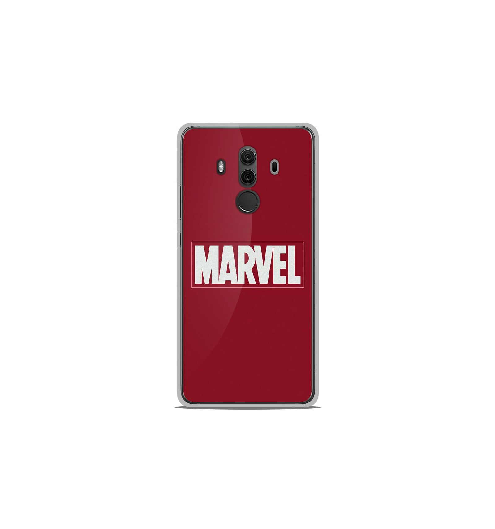 Coque en silicone Huawei Mate 10 Pro - Marvel
