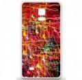 Coque en silicone pour Samsung Galaxy Note 4 - Light