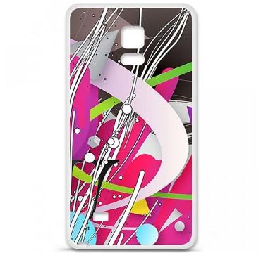 Coque en silicone Samsung Galaxy Note 4 - Future