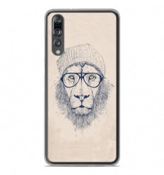 Coque en silicone Huawei P20 Pro - BS Cool Lion