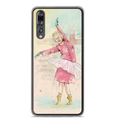 Coque en silicone Huawei P20 Pro - BS Dancing Queen