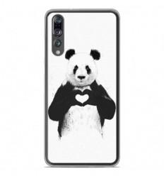 Coque en silicone Huawei P20 Pro - BS Love Panda