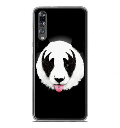Coque en silicone Huawei P20 Pro - RF Kiss Of Panda