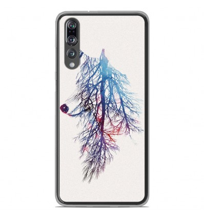 Coque en silicone Huawei P20 Pro - RF My roots