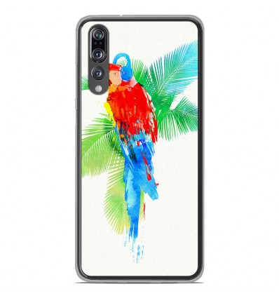 Coque en silicone Huawei P20 Pro - RF Tropical party