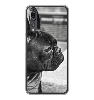 Coque en silicone Huawei P20 Pro - Bulldog