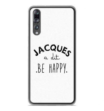 Coque en silicone Huawei P20 Pro - Citation 05
