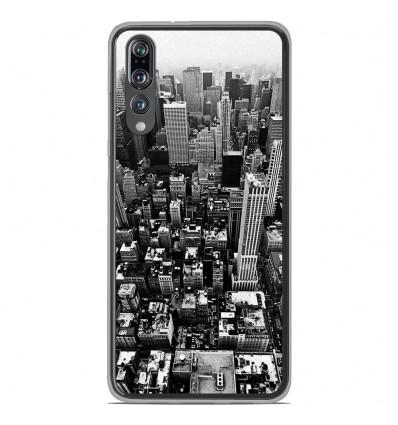 Coque en silicone Huawei P20 Pro - City