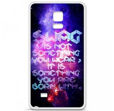 Coque en silicone pour Samsung Galaxy Note 4 - Cosmic swag