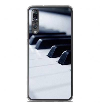 Coque en silicone Huawei P20 Pro - Piano