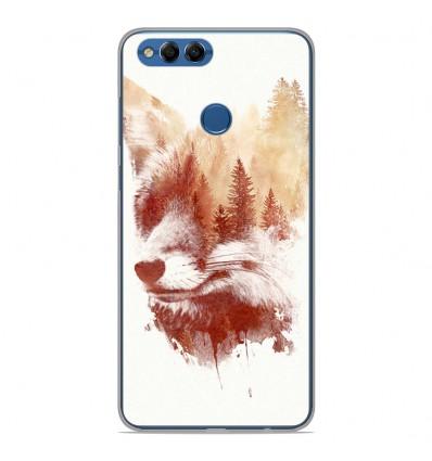 Coque en silicone Huawei Y9 2018 - RF Blind Fox