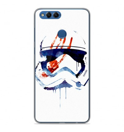 Coque en silicone Huawei Y9 2018 - RF Bloody Memories