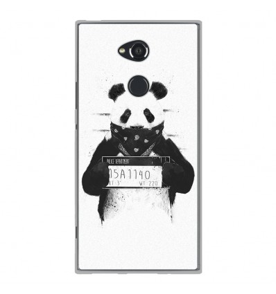 Coque en silicone Sony Xperia XA2 Ultra - BS Bad Panda