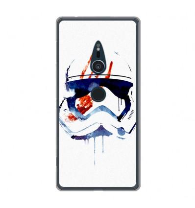 Coque en silicone Sony Xperia XZ2 - RF Bloody Memories