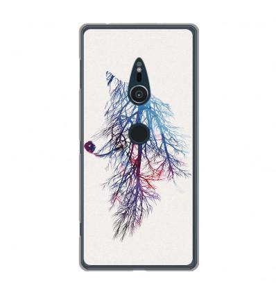 Coque en silicone Sony Xperia XZ2 - RF My roots