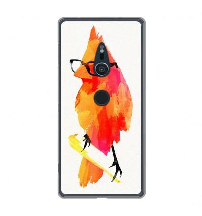 Coque en silicone Sony Xperia XZ2 - RF Punk Birdy