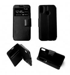 Etui Folio Huawei P20 Lite - Noir