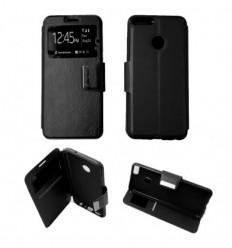 Etui Folio Huawei P Smart - Noir