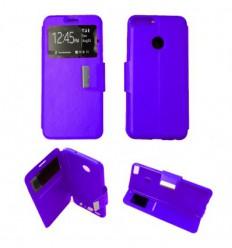 Etui Folio Huawei P Smart - Violet