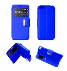 Etui Folio Huawei Y5 2018 - Bleu