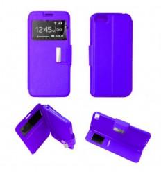 Etui Folio Huawei Y5 2018 - Violet