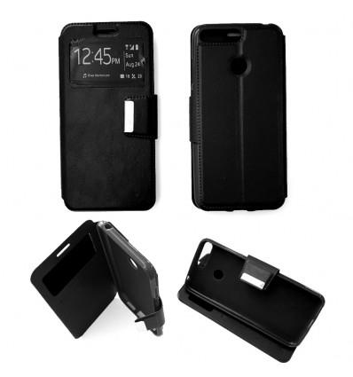 Etui Folio Huawei Honor 7A - Noir