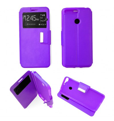 Etui Folio Huawei Honor 7A - Violet
