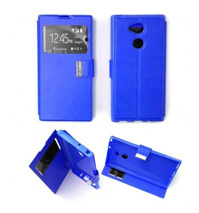 Etui Folio Sony Xperia XA2 Ultra - Bleu