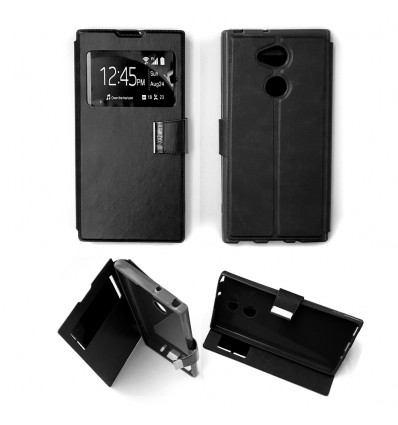 Etui Folio Sony Xperia XA2 Ultra - Noir