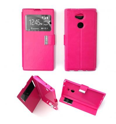 Etui Folio Sony Xperia XA2 Ultra - Rose