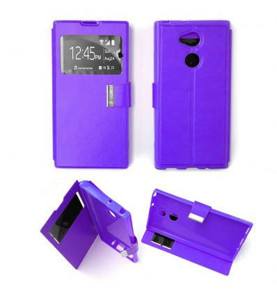 Etui Folio Sony Xperia XA2 Ultra - Violet