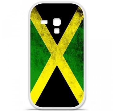 Coque en silicone Samsung Galaxy S3 Mini - Drapeau Jamaïque