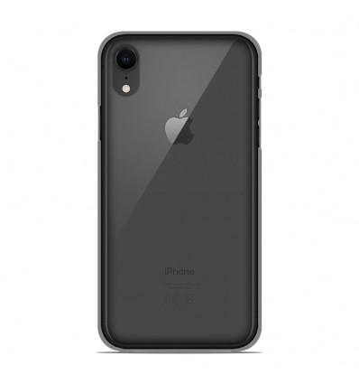 Coque Apple iPhone XR Silicone Gel - Transparent